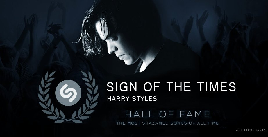 Harry Styles Charts's photo on Hall of Fame