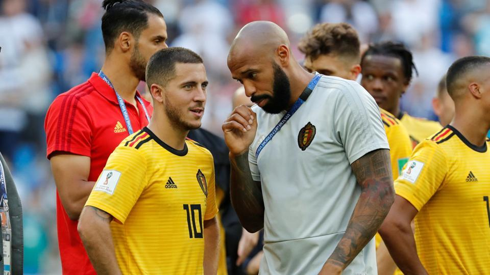 #ThierryHenry quits TV to focus on coaching after #BEL success at #WorldCup   https://t.co/gVqLNkToAN