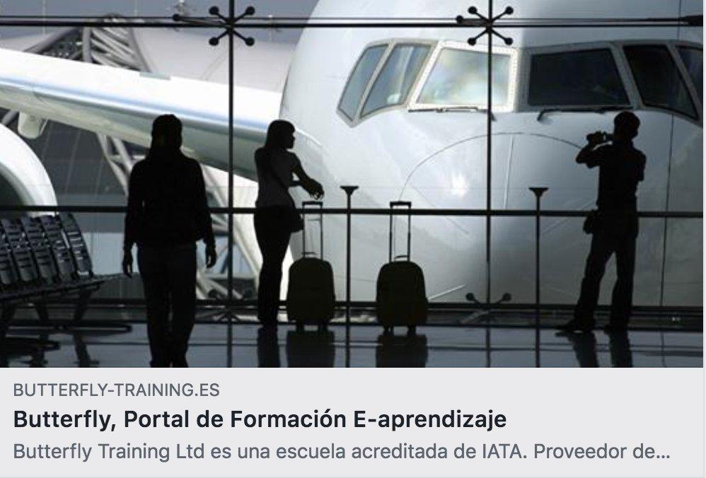 butterfly-training.es/es/ Si trabajas en un aeropuerto, Butterfly Training Spain te ofrece toda la formación necesaria. ¡Estudia desde y cuando quieras!.