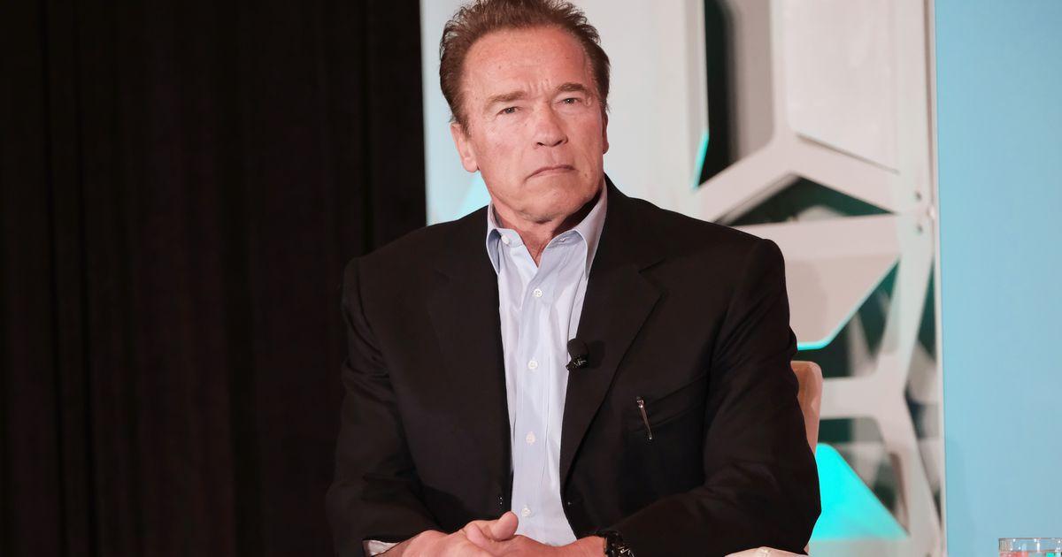 Arnold Schwarzenegger says Trump was a 'little wet noodle' in Putin press conference https://t.co/ipq1S5MEmm