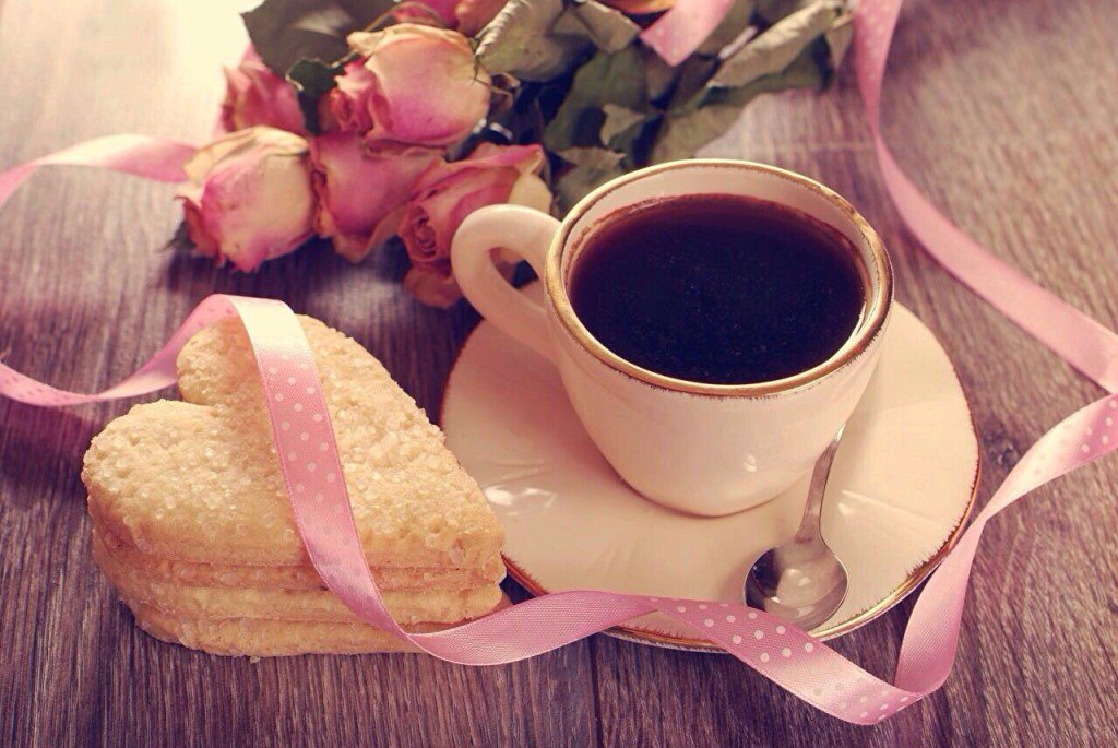 Самые красивые и романтичные картинки с добрым утром