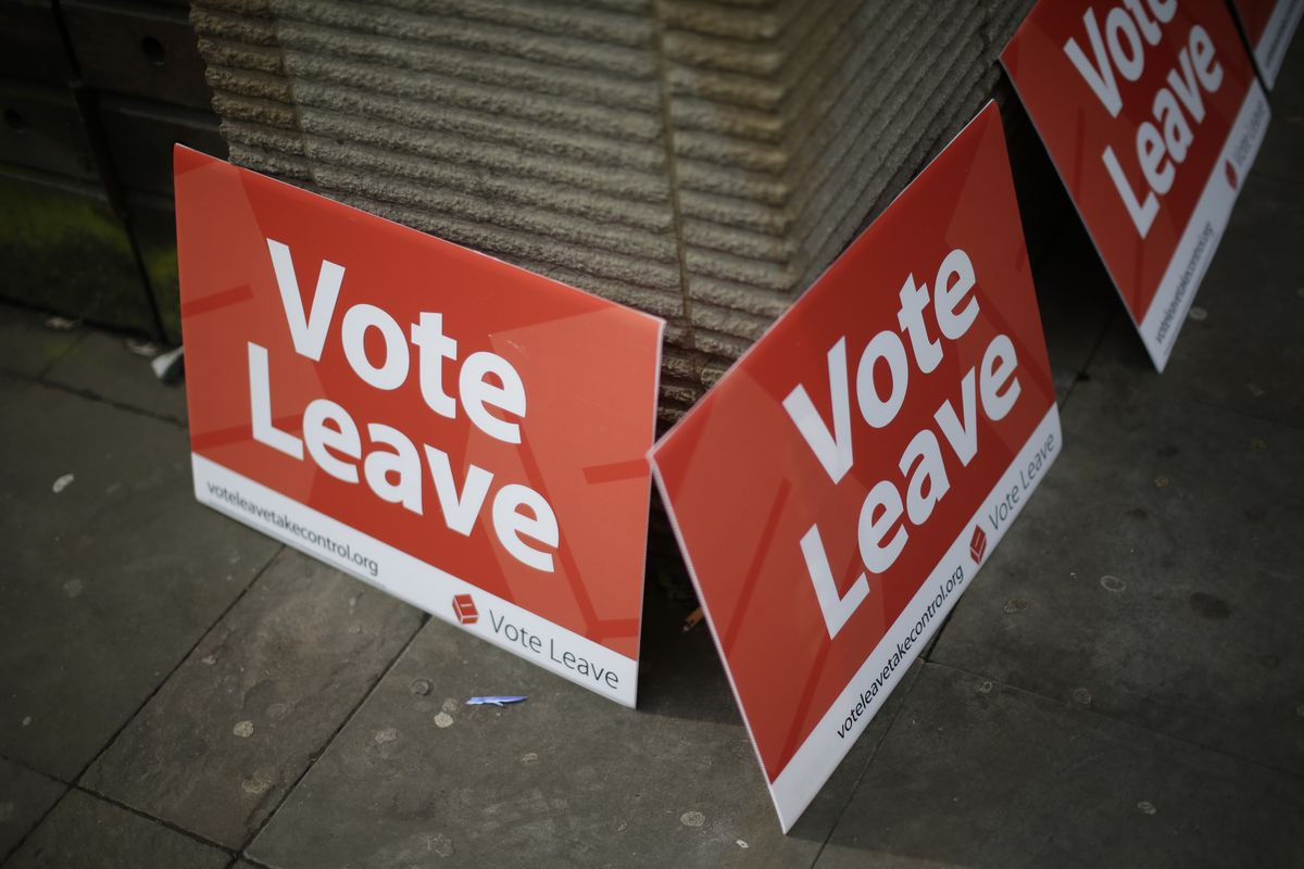 Vote Leave, which campaigned for Brexit in the 2016 referendum, has been fined for breaking electoral law https://t.co/staXGWIwYB