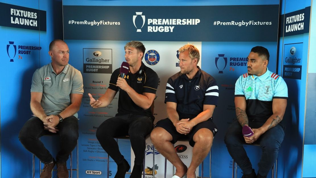 Premiership Rugby's photo on Rugby