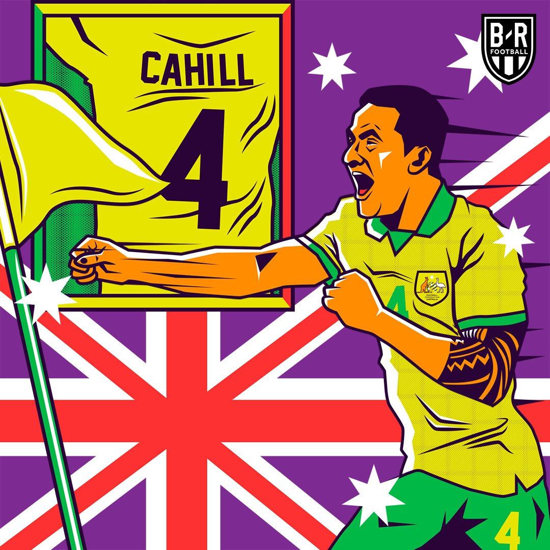 Australia's all-time record goalscorer, @Tim_Cahill, has announced his retirement from international football 🇦🇺