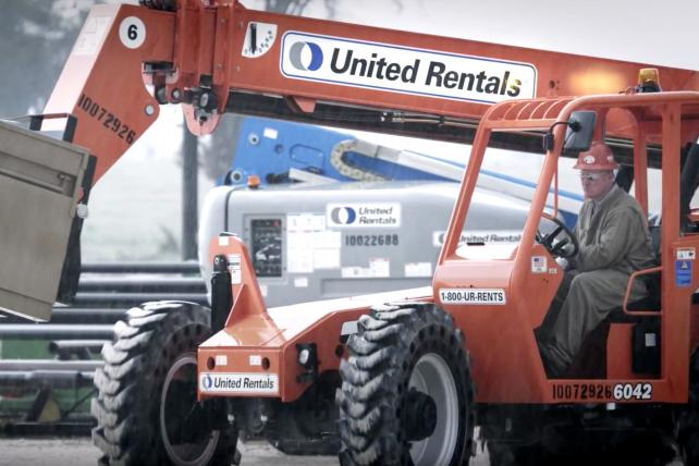 Big-time shops duke it out for United Rentals' agency business https://t.co/RZXp7Tuh9v