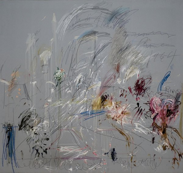 School of Athens #abstractexpressionism #twombly<br>http://pic.twitter.com/6FSOUmcTCY