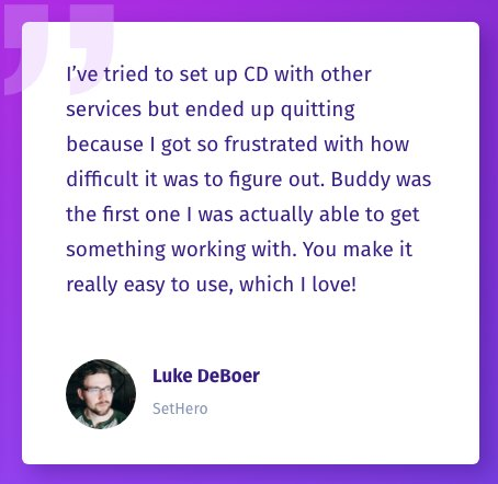 Buddy – An existing product with satisfied customers �� ❤️ �� https://t.co/6GXPfB4FZh