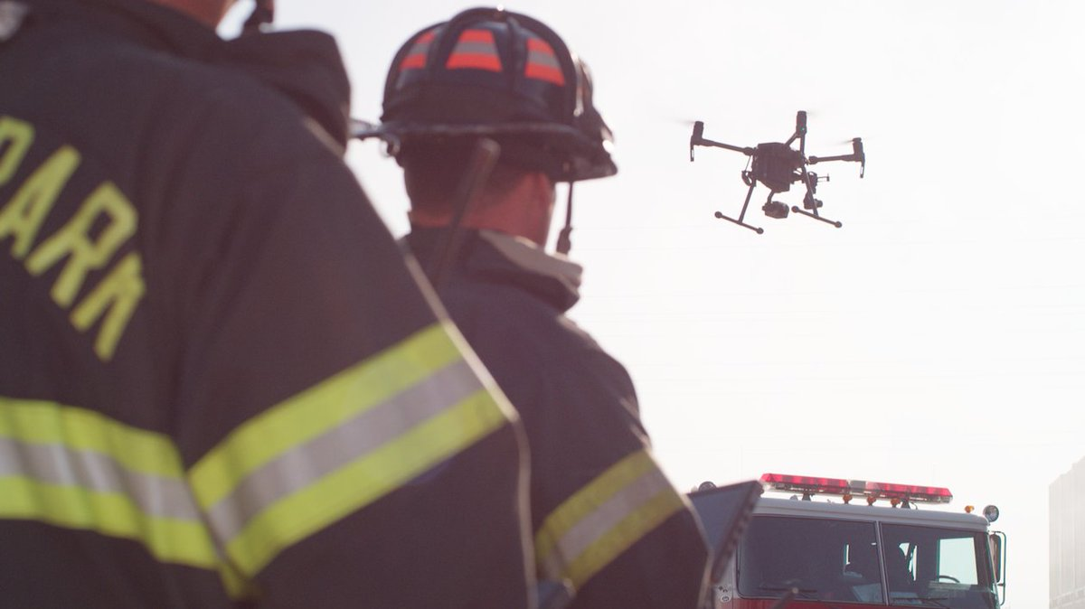 Flying missions near sensitive locations? DJI has upgraded the Fly Safe GEO Unlock program. A streamlined application process now allows authorized drone pilots to get flight permission within 30 minutes. Learn more: bit.ly/DJI-GEO