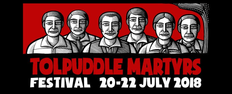 Remembering the #TolpuddleMartyrs >> We will, we will, we will be free | Get set for this year's #TolpuddleFest from this Friday to Sunday >> Come to the annual festival celebrating trade unionism from 20-22 July 2018 shar.es/ankGsS