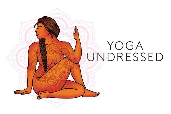 Naked Yoga might sound odd, but lots of people are loving it. In the latest issue, we are exploring what it's all about. Read now: http://bit.ly/2mrkx1X  #nakedyoga #omyogamagazine
