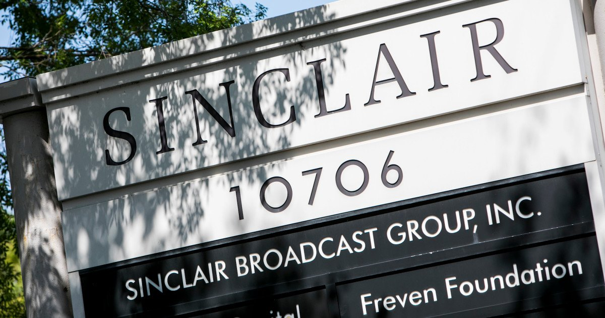 FCC throws a legal wrench in Sinclair merger https://t.co/1wMYpfBVKs