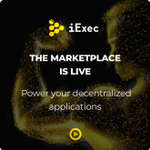 Image for the Tweet beginning: iExec makes it easy to
