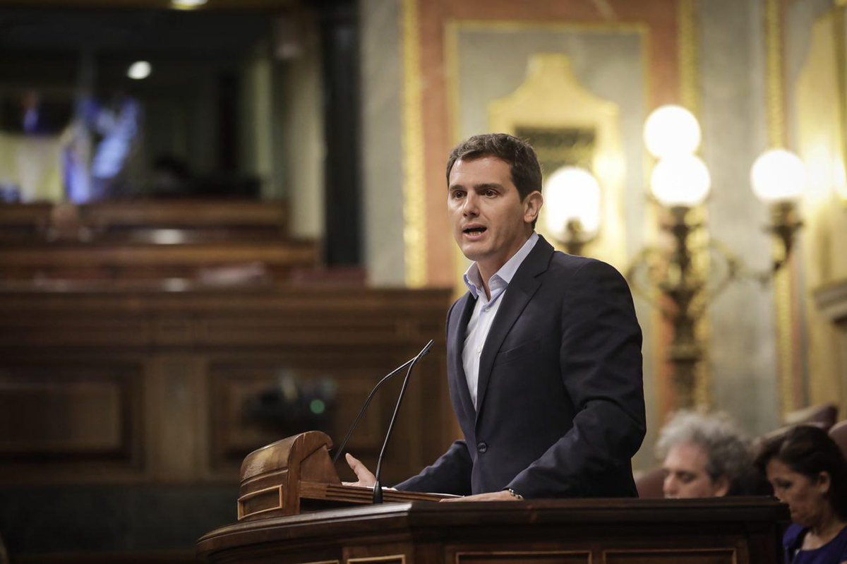 Albert Rivera's photo on ALBERT