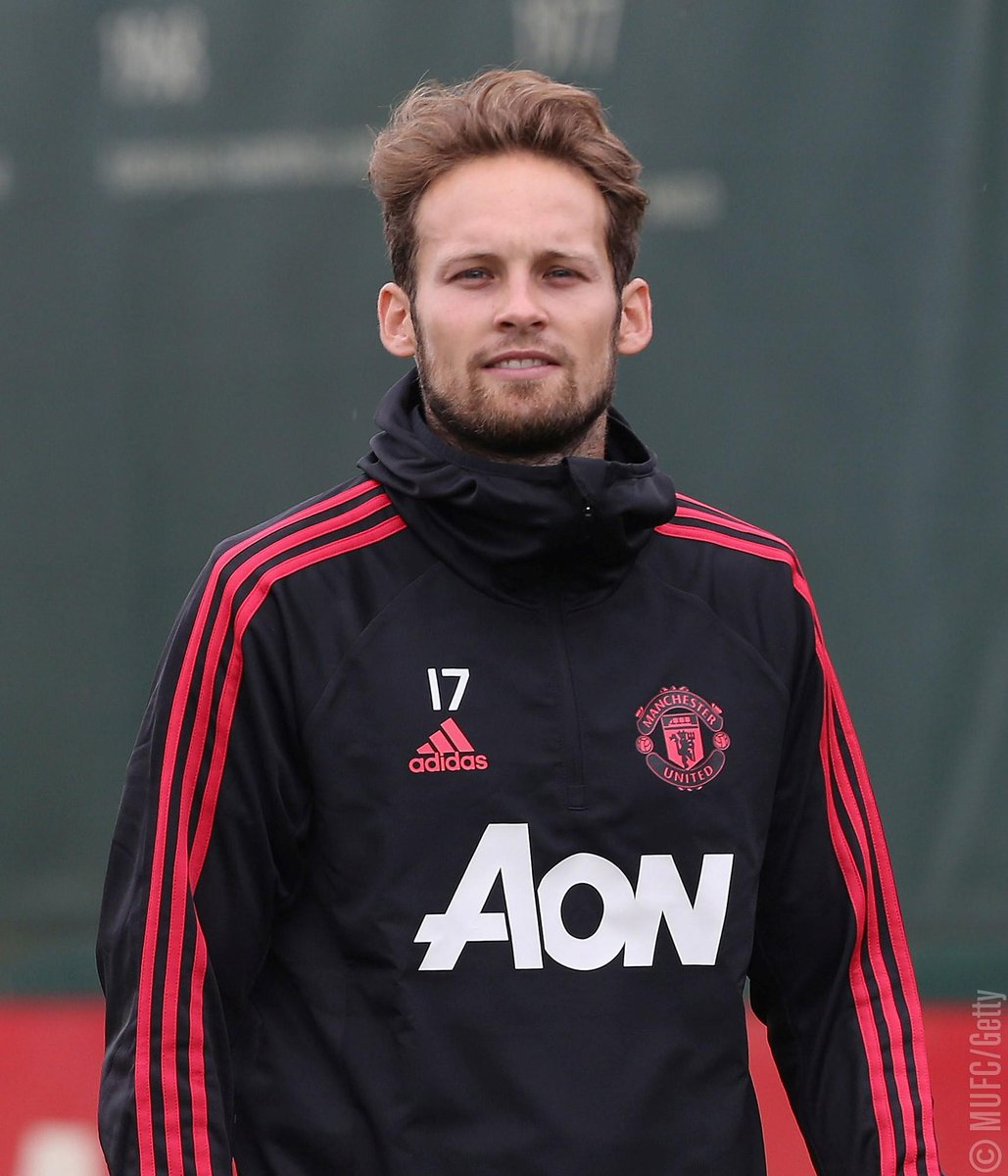 Manchester United's photo on Daley Blind