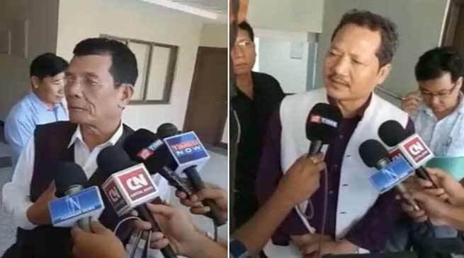 Arunachal Pradesh :Seven PPA MLAs join NPP , boost to BJP https://t.co/OBOrGPfeYR https://t.co/85tqttd9O7
