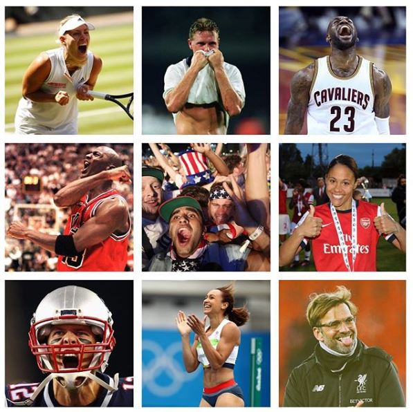 😁 Joy 😭 Devastation 😳 Disbelief 💔 Heartbreak 🤩 Elation  Tell us how sport makes you feel in emojis!  #WorldEmojiDay