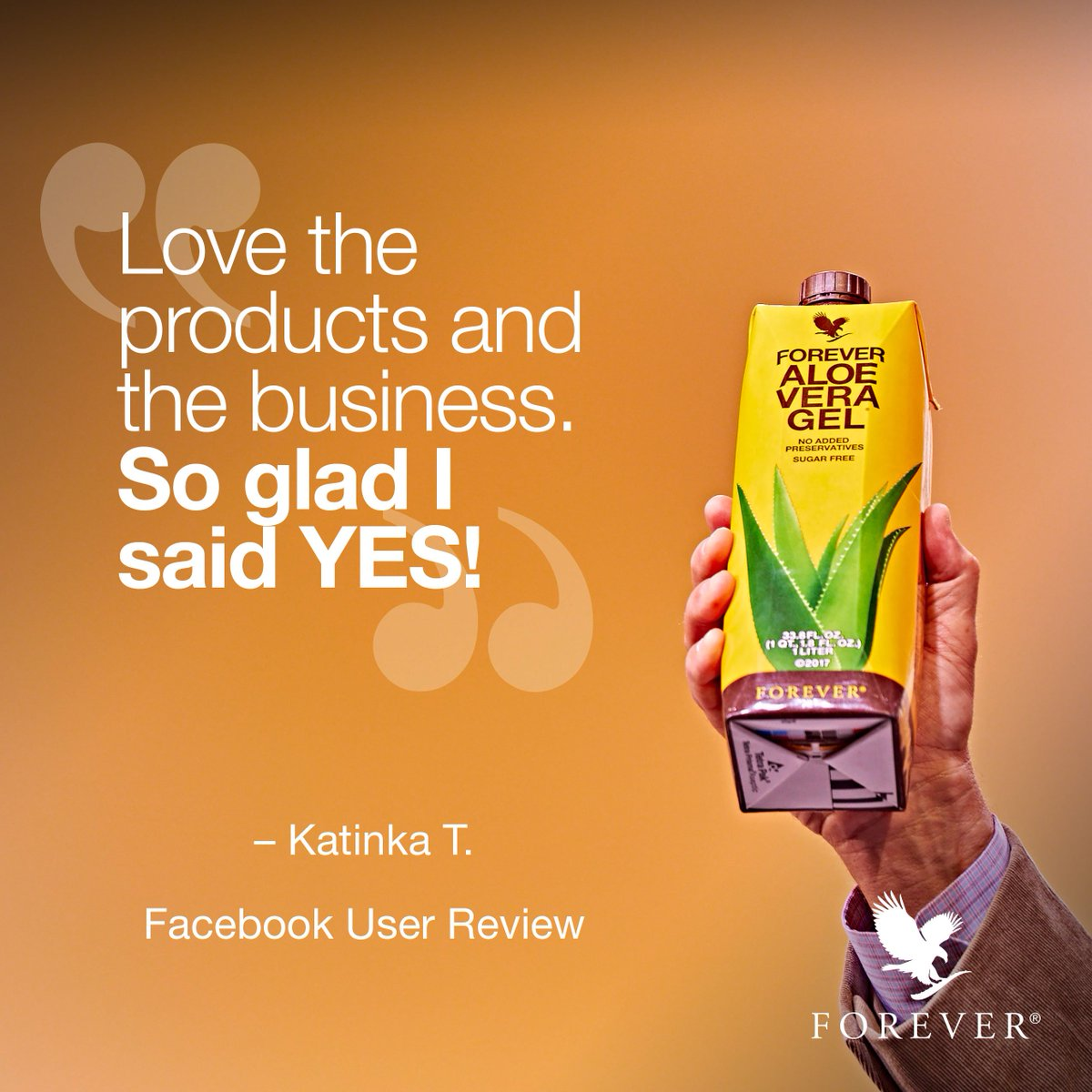 Forever Living Products International on Twitter: