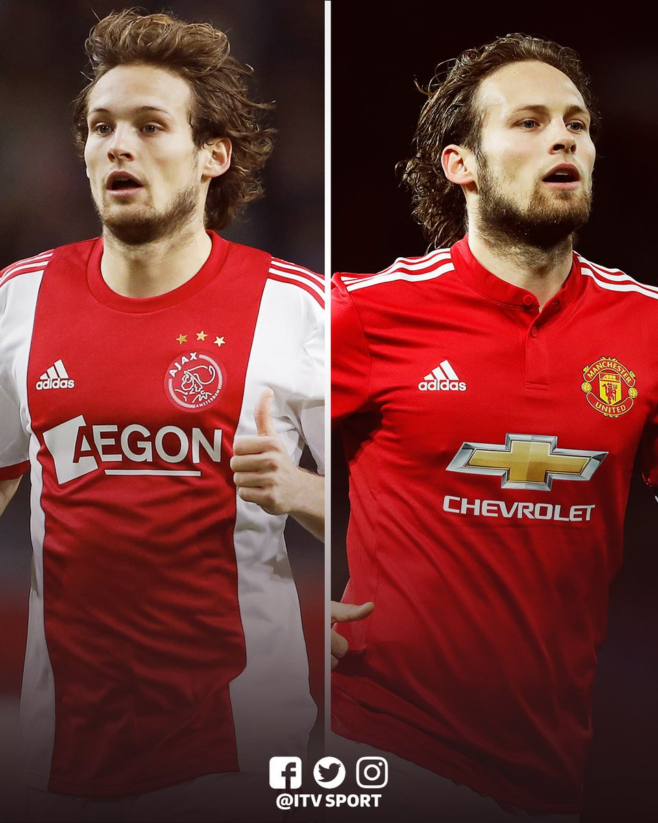 🔁 @BlindDaley completes @AFCAjax transfer return after four-year @ManUtd stay   https://t.co/JhURXVARA4  #MUFC #Ajax