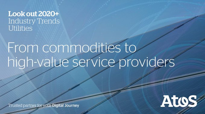 From commodities to high-value service providers. Take a look at our 'Look out 2020+'...
