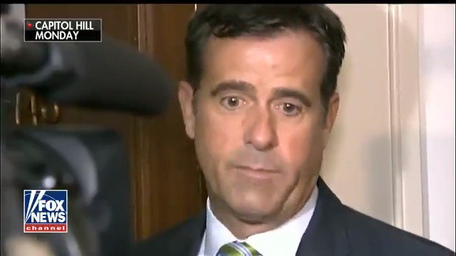 "Rep. John Ratcliffe reveals Lisa Page admitted her text messages with Peter Strzok ""mean exactly what they say,"" contrary to Strzok's testimony"