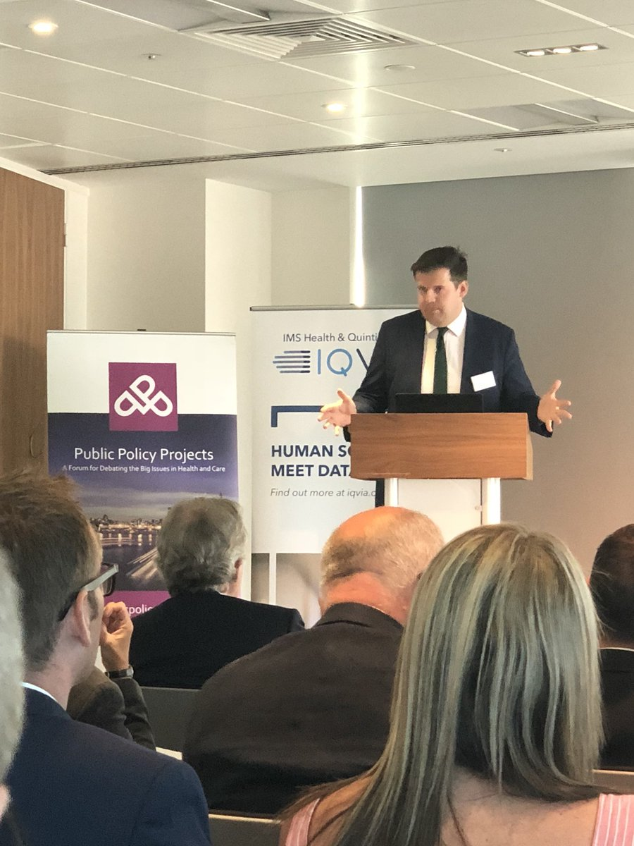test Twitter Media - @benhowlettuk outlines the headlines from the @Policy_Projects and @IQVIA_UK White Paper on future pharmaceuticals market growth, access to medicines and digital innovation hubs and workforce among other crucial issues. You can find a copy by visiting the websites https://t.co/cdIkxyWbXA