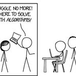 Image for the Tweet beginning: Just saw this @xkcdComic. See: