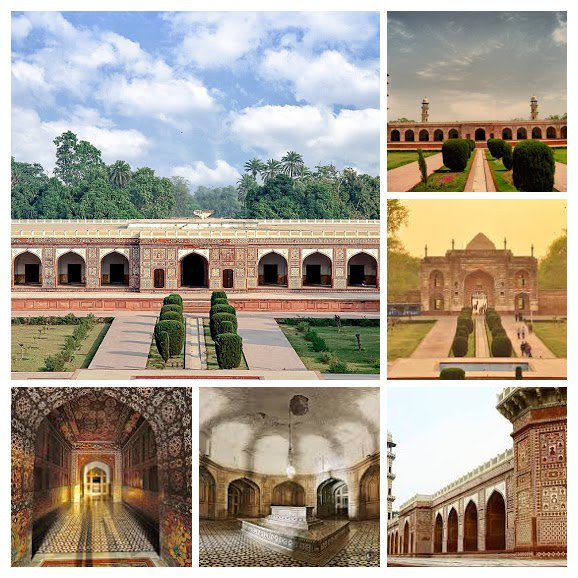 The Tomb of Jahangir is a 17th century mausoleum built for the Mughal Emperor Jahangir. The mausoleum dates from 1637, and is located in Shahdara Bagh in Lahore,Pakistan. #PakistanAtAGlance<br>http://pic.twitter.com/TSlaqhOioJ