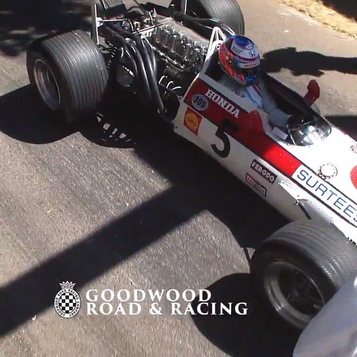 Goodwood Road&Racing's photo on Honda