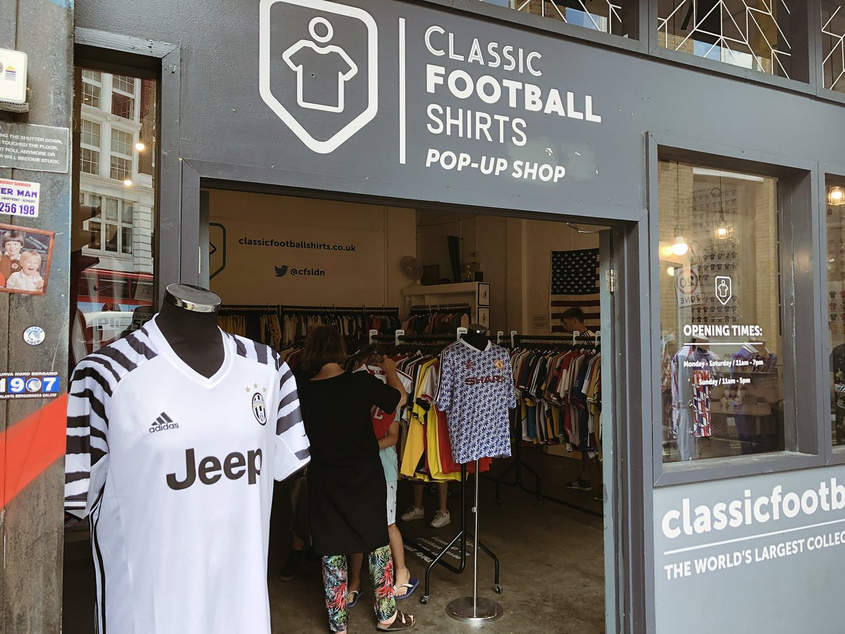 0a34afc8a Classic Football Shirts on Twitter