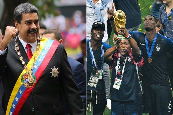 Un diputado francés demandará al dictador venezolano Nicolás Maduro por sus declaraciones racistas sobre el Mundial: 'Ganó África' https://t.co/sNRXle61v6