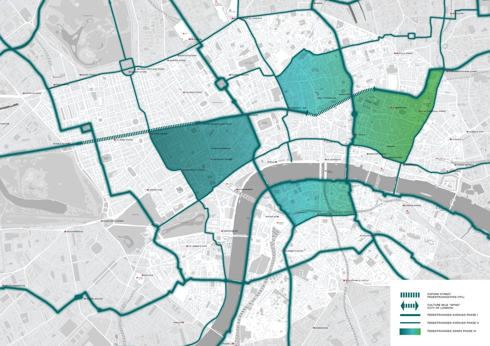 London Car Free Day On Twitter Could Central London Become A