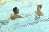 """Khiree Stewart on Twitter: """"ICYMI: It took me a few weeks, but I can officially call myself a swimmer. The link to my story is https://t.co/76SlWljo2y. Check it out and let me know how I did! @phl17 @USASwimming #swimming #swim #philly #Philadelphia… https://t.co/sEveXsMuEt"""""""