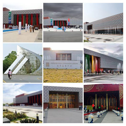 Pakistan-China Friendship Centre is an art conference and exhibition centre in Islamabad.Pakistan. It is developed with the help of China–Pakistan relations. Its construction was started in April 2005. #PakistanAtAGlance<br>http://pic.twitter.com/xT8GIGtibQ