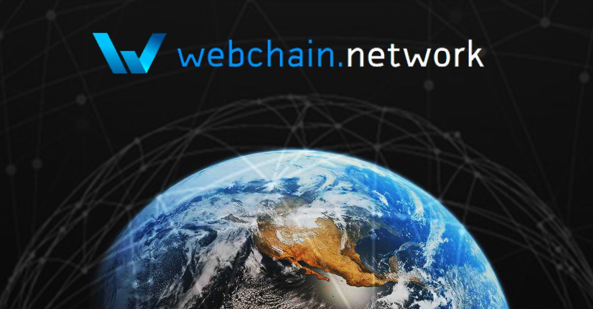 Image result for WEB webchain crypto
