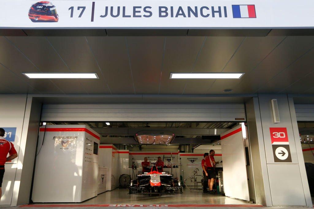 Remembering Jules Bianchi.  1989-2015.  Never forgotten.  #JB17