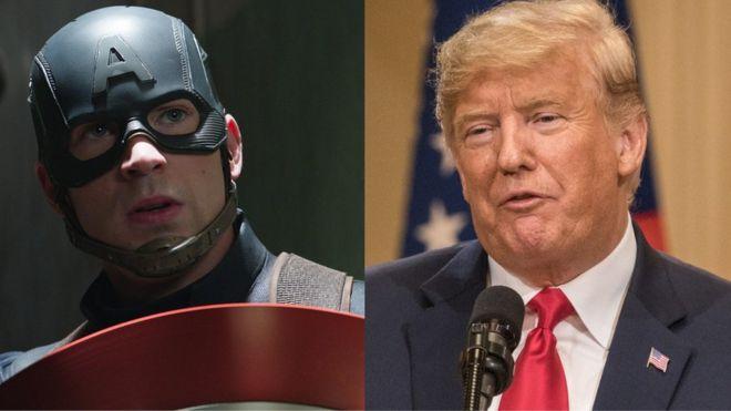 Captain America: Donald Trump is 'Putin's puppet' https://t.co/3IVv8GSmDC