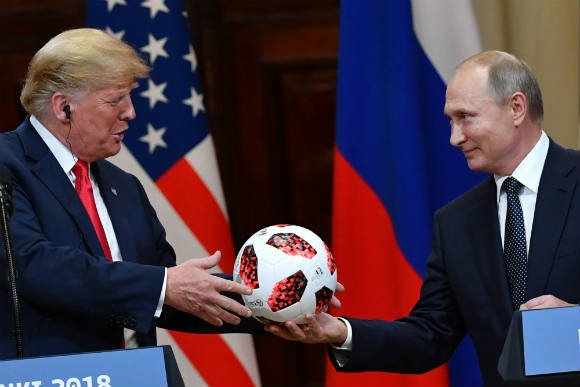 MORNING REPORT: Trump isolated and denounced after Putin meeting https://t.co/gKXWPkzp6X