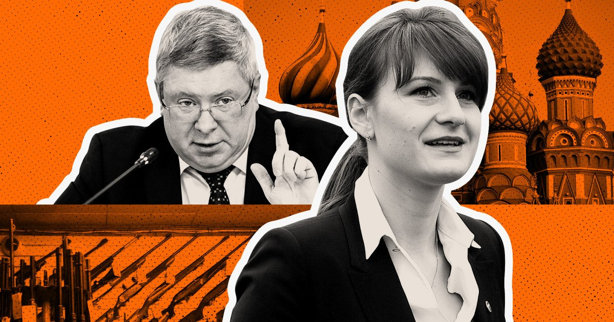 Russian national Maria Butina was just indicted on federal conspiracy charges.   She has a long history of strange connections to the NRA—and the Trump campaign: https://t.co/tdKZhmrz3h