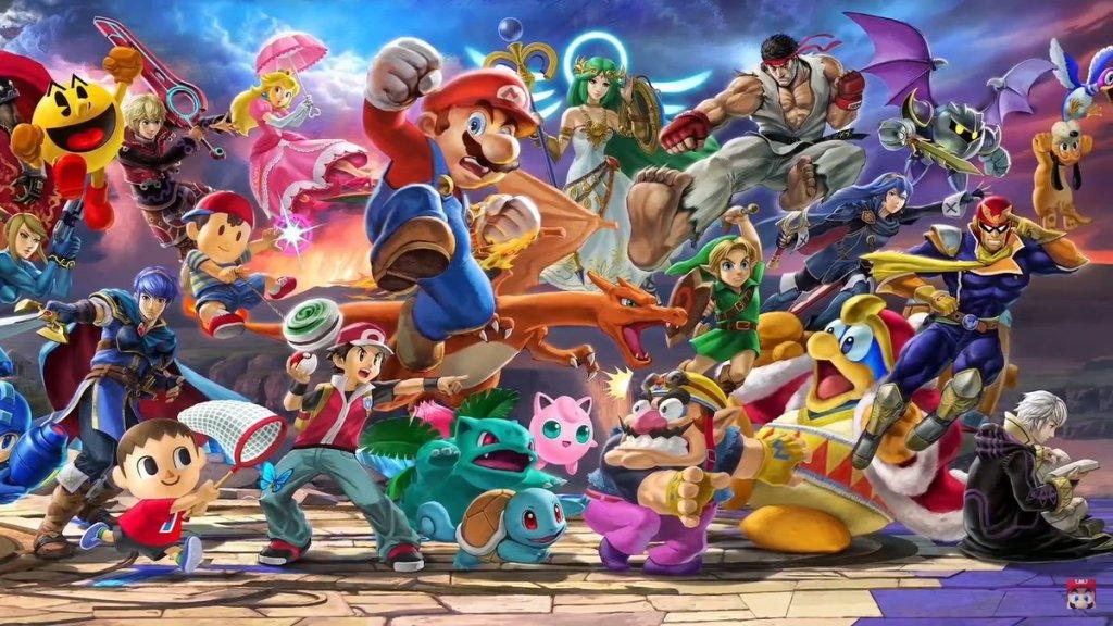 US: Nintendo Brings Super Smash Bros Ultimate To San DiegoComic-Con https://t.co/N6pAW3Yeq8 https://t.co/XvaYcLYr1W