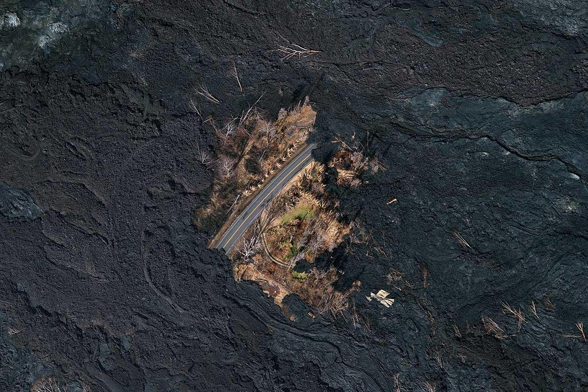 The tiny oasis spared wrath of Hawaii's volcano https://t.co/Ssj9oaLbsV