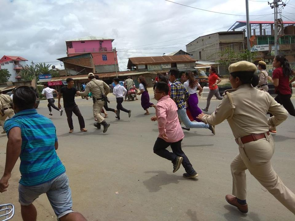 Manipur : 48 -hour General Strike called by MUSU for VCs ouster https://t.co/I1u7gnFoX7 https://t.co/ocFhsRqcfL