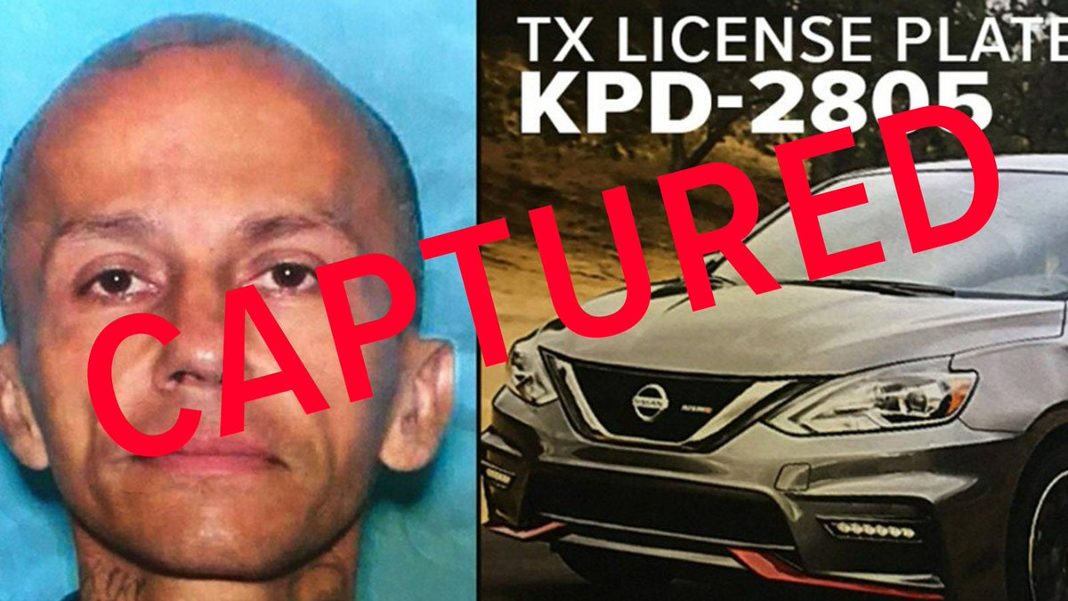 BREAKING: 46-year-old Jose Rodriguez is in custody after a chase! Suspect in violent crime spree. HPD says two mattress store murders could be linked to the murder of a Cypress woman, along with other unsolved crimes.