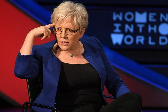 Carrie Gracie: fight for equal pay with the #BBC was 'worse' than breast cancer. https://t.co/qpRpxXffOP