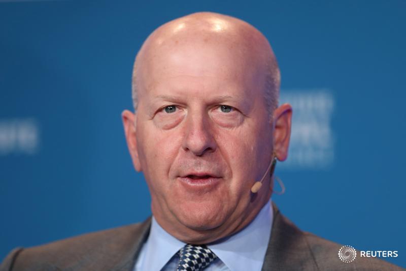 Goldman Sachs names David Solomon as CEO to replace Blankfein https://t.co/JEKa8xpYaz $GS