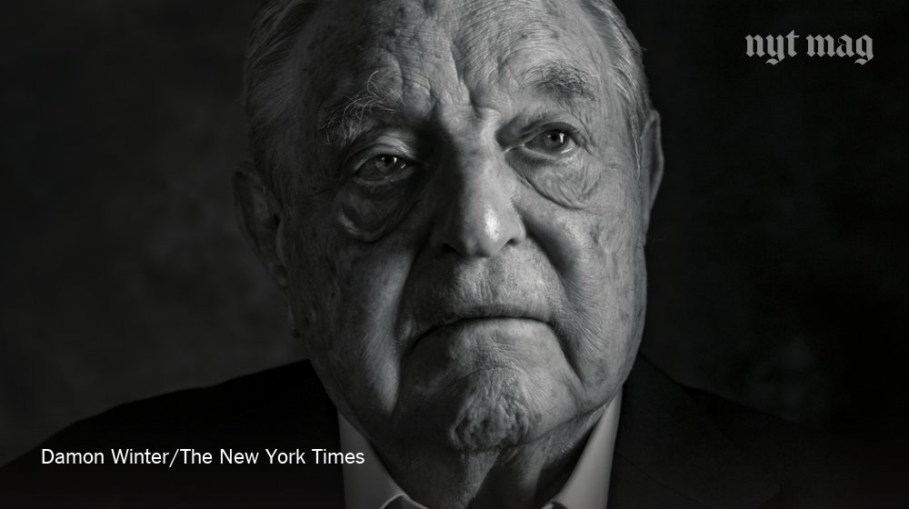 On the Internet, George Soros is portrayed as a vast left-wing conspiracy unto himself, and he gets the blame for a lot of things: the N.F.L. protests, the unrest in Ferguson and the violence in Charlottesville. https://t.co/K21tB2C8FP