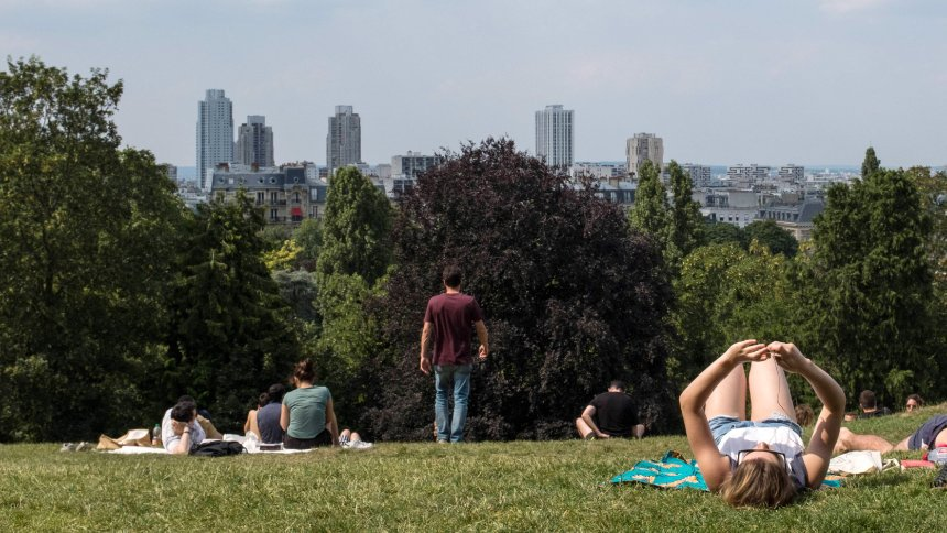 Kampf gegen Zigarettenkonsum: Paris verhängt Rauchverbot in städtischen Parks https://t.co/HWrsOhD6OX