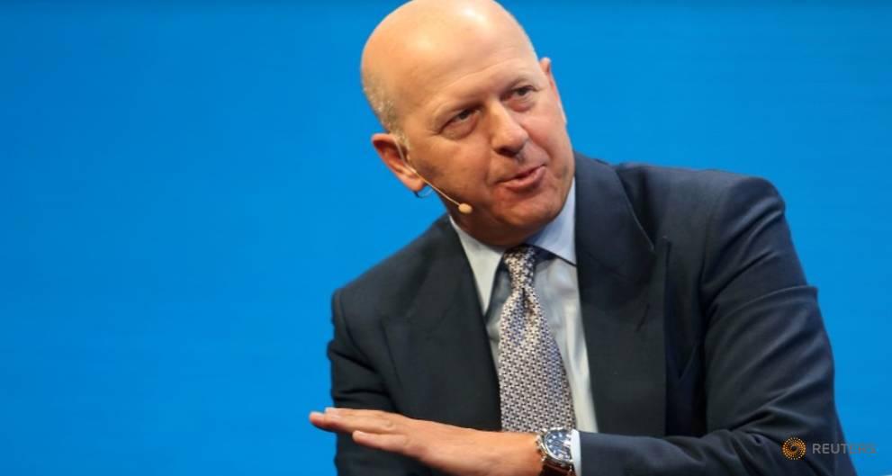 Goldman Sachs names David Solomon as CEO to replace Blankfein https://t.co/8vB5dAMtZ4
