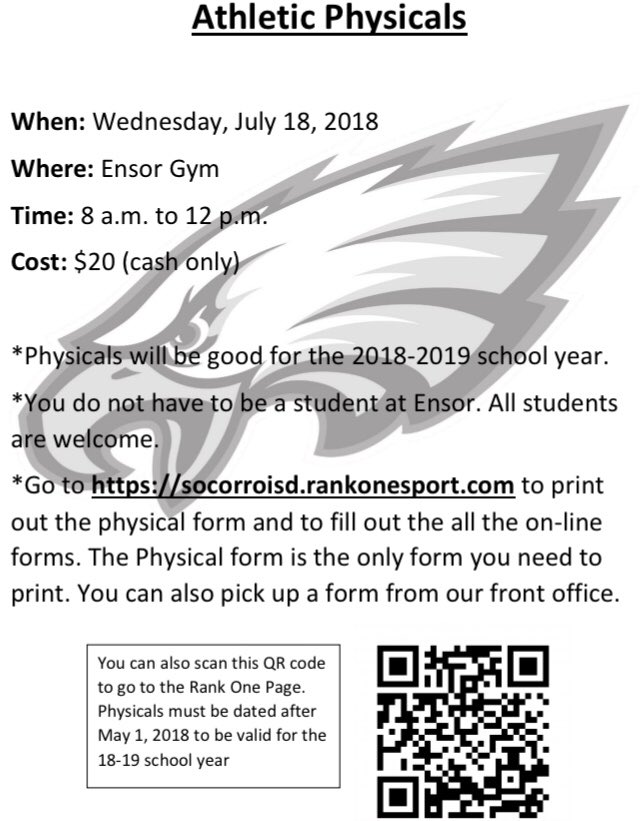 ensor athletics on twitter athletes please remember to have a