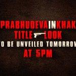 #PrabhuDevainKhakki Twitter Photo