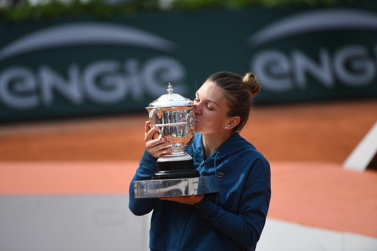 Roland-Garros's photo on Tennis